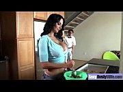 sex tape with busty horny wild housewife banged video-03