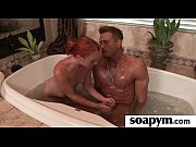 soapy massage and shower blowjob 10
