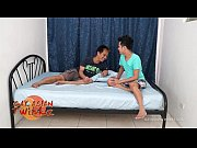 Asian Twinks Ronny and Gilbert Barebacking