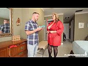 Busty BBW MILF Kimmie Kaboom Catches Creep Sniffing Panties