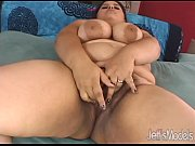 Overstuffed temptress Karla Lane fucks and sucks a lucky guy