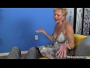 Mature Slut Jerks A Big...