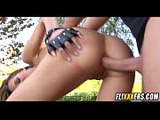 Outdoor Anal Kortney Kane
