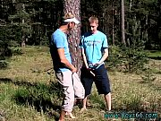 Emo twinks gay porn movies Roma and Artur Piss Play Outside