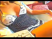 Hot Chick with Sexy Body Great Tits in bikini top -tinycam.org