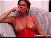 amazing milf got banged by big.
