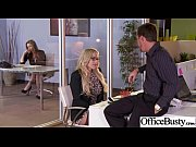 Sex Tape With Huge Melon Juggs Slut Office Girl (julia olivia) clip-23