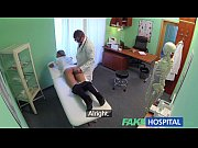Picture FakeHospital Naughty blonde nurse gets docto...