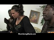MILF&#039_s like big black dick too 5