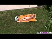 Sweet chick Goldie Rush getting banged by hard dick