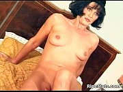gorgeous mature brunette fuck her wet