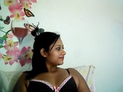 hot indian bhabhi shows it all.