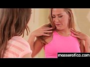 sensual oil massage turns to hot lesbian action 27