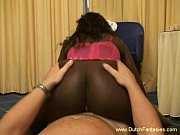 black dutch milf fucks white guy