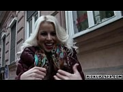 kinky eurobabe lynna pounded by stranger dude for money