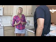 Picture Cute Young Girl 18+ Handjob In The Kitchen