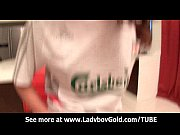 Teen Ladyboy Kitty Football Bareback