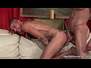 Sexy muscled guy fucks his hot friend gay porn