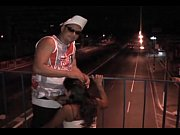 Fucking the girlfriend im public - brazilian