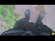 bellas rung black rubberboots