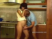Married Pregnant daughter Kitchen Anal