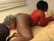 ebony kelly starr makes old man smell lick.