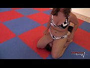 MX13 competitive facesit wrestling by FightPulse.com