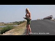 Picture Erotic and nude in public on the road video
