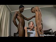 blacks on boys - bareback gay interracial porn.