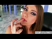 real alone girl (shae snow) play with crazy.