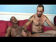Gay Handjobs And Steamy Gay Interracial Cock Sucking Sex Video 27
