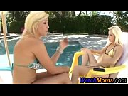 blonde milf seduces stepdaughter _ redtube free milf.