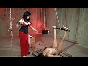 wasteland bondage sex movie-sexy dominatrix torments under dripping.