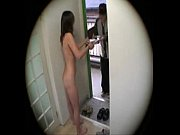 02 Japanese wife flashing delivery guy
