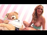 Brett Rossi behind the scenes