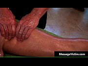 Sexy oily massage turns nasty for this gay video