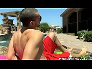 Hot twink scene Jake Steel cruises the young Jacob Marteny out by the