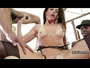 horny milf fucked and jizzed on.