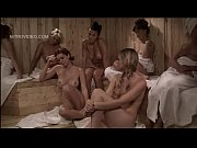 Heather Vandeven nude in the girl-only sauna