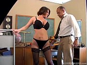 sexy milf behind the scenes shows you how.