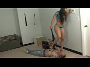 femdom beatdown and cruel female domination