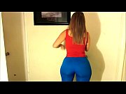 Mal Malloy ( my love!) in Blue leggings! - Pornhub.com