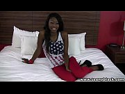 TeenyBlack Ebony teen...