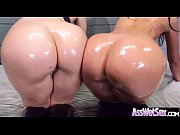 (anikka jada) oiled girl with big butt fucked.
