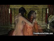 Sexy 3D cartoon vampire babe getting fucked hardgh_1