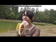 emo girlfriend fucked in the forest