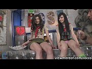 Sexy scout rangers Mazy Teen and Timea Bella in hardcore anal fuck view on xvideos.com tube online.