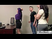 (diamond kitty) busty office slut horny girl banged clip-15