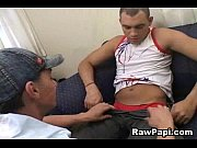 hardcore barebacking by two hot latino.