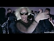 lady gaga in i want your.